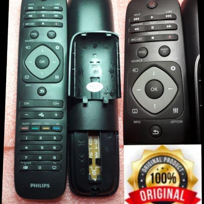 remot tv philips original asli 100%