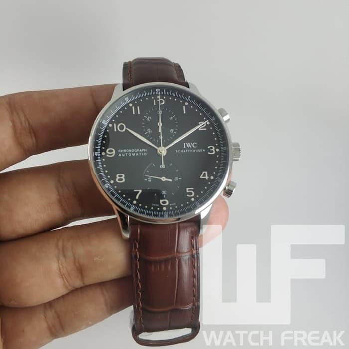 BARU!!! IWC Ingenieur Vintage Automatic Stainless Steel Case HKF1:1 Sedia Juga Jam tangan pria anti air, Jam tangan pria alexander christie original, Jam tangan pria swiss army