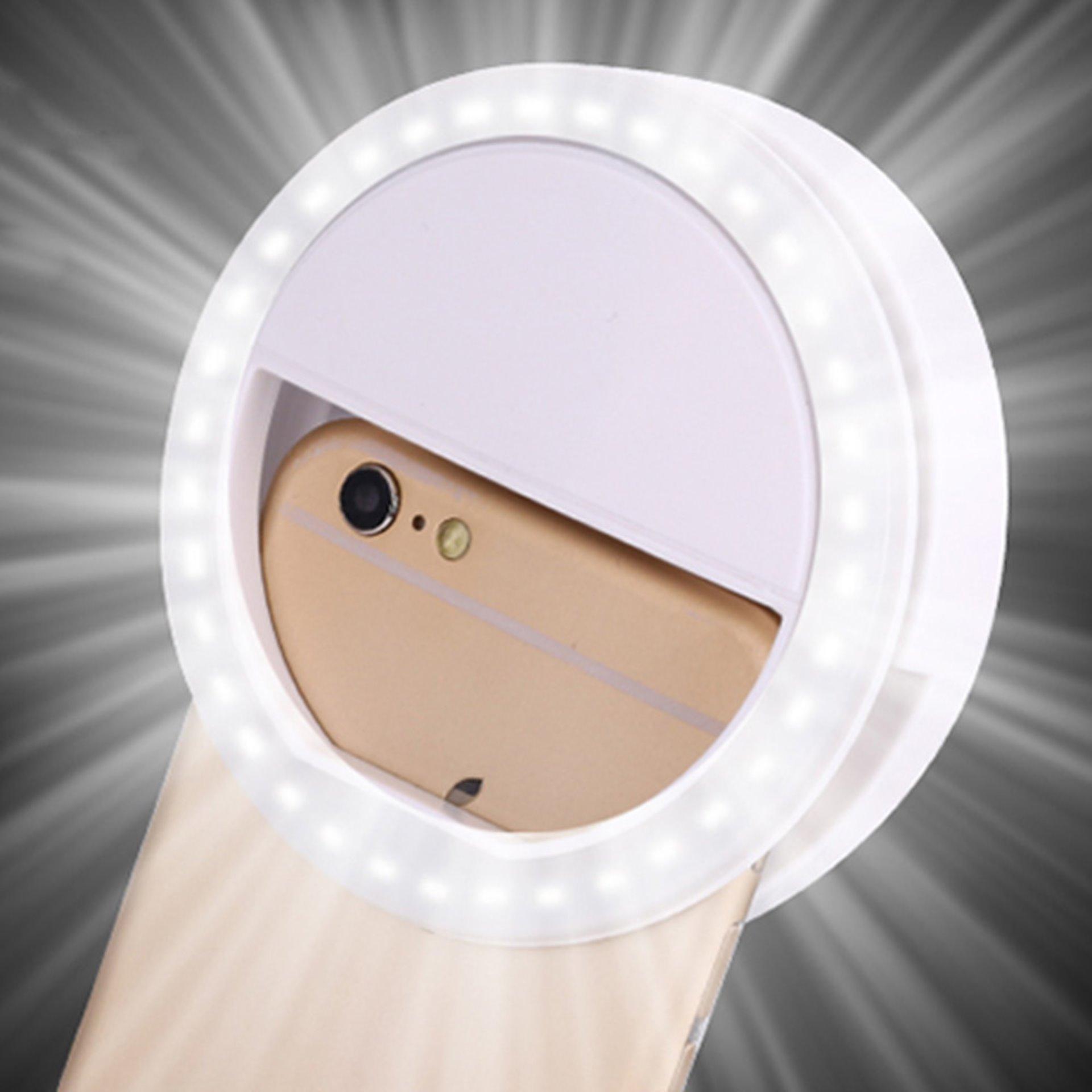 LAMPU SELFIE BULAT/LAMPU SELFIE LED/SELFIE RING LIGHT