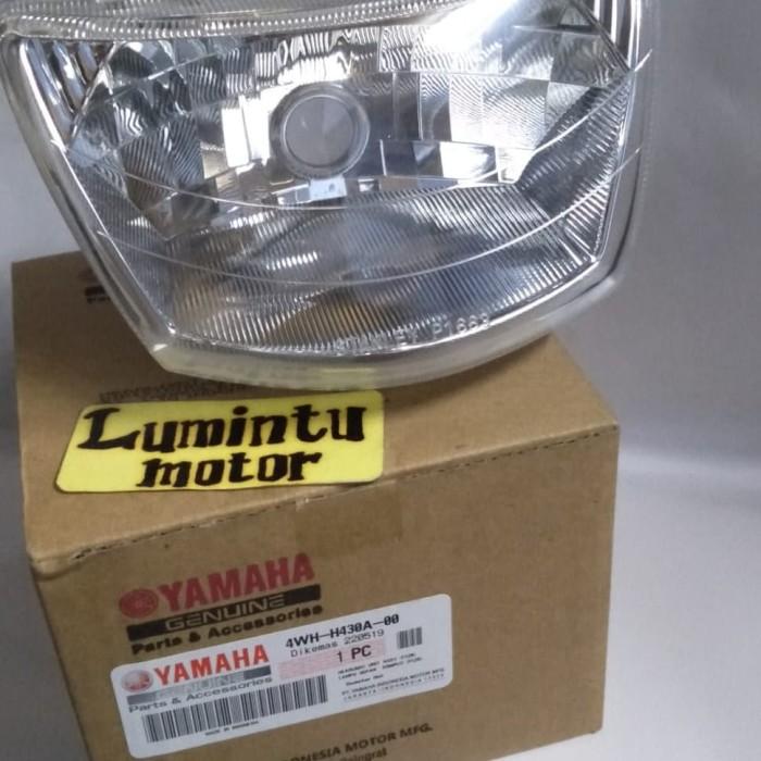 [SIAP KIRIM] Reflektor Head Lampu Depan Yamaha Fizr Original Yamaha MURAH