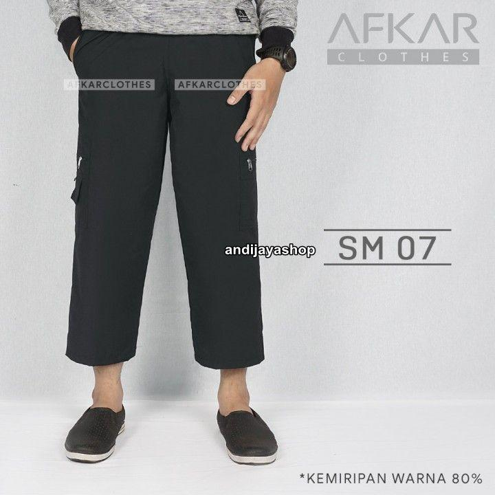 Celana Sirwal Sm All Size By Andijaya Shop.