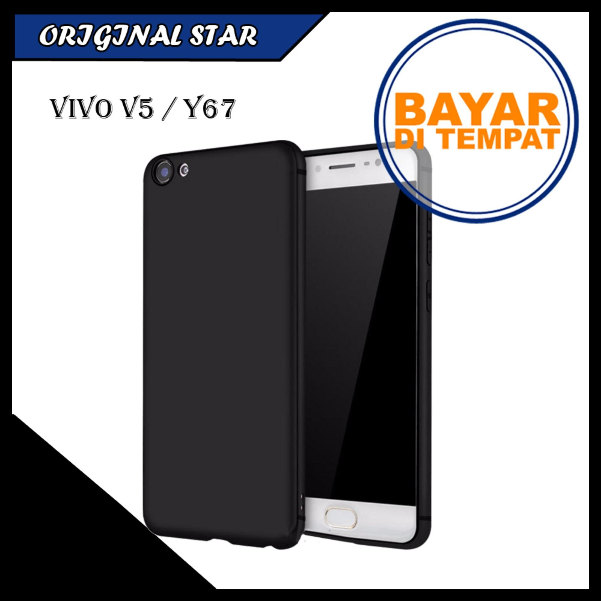 Case Anti Shock Anti Crack Elegant Softcase For Vivo V5 Y67 Clear Source · Origianal Star
