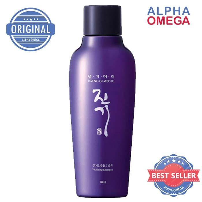 Daeng Gi Meo Ri Vitalizing Shampoo Rambut Rontok 70 ML Travel