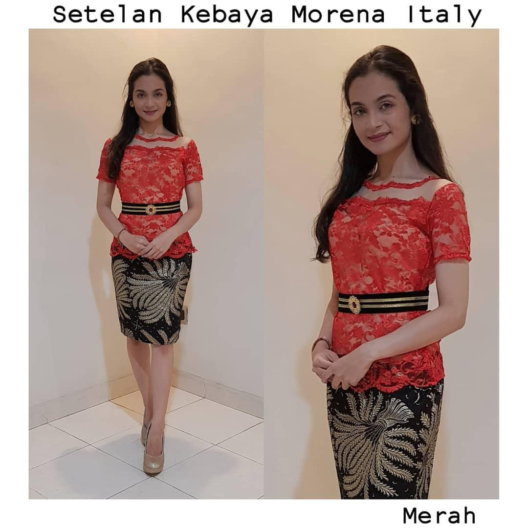 sixmo – SET kebaya jadi morena dan rok batik songket pendek kebaya bali murah kebaya modern kebaya pesta