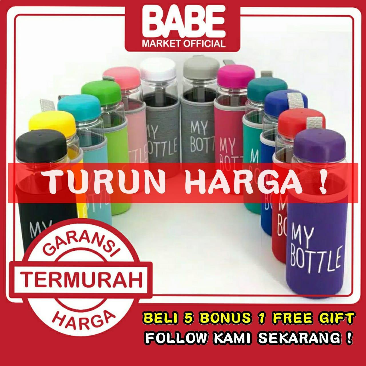 Babemarket - My Bottle Bening Berlogo Bpa Free Free Pouch Busa / My Bottle Bening Termurah By Babe.market.