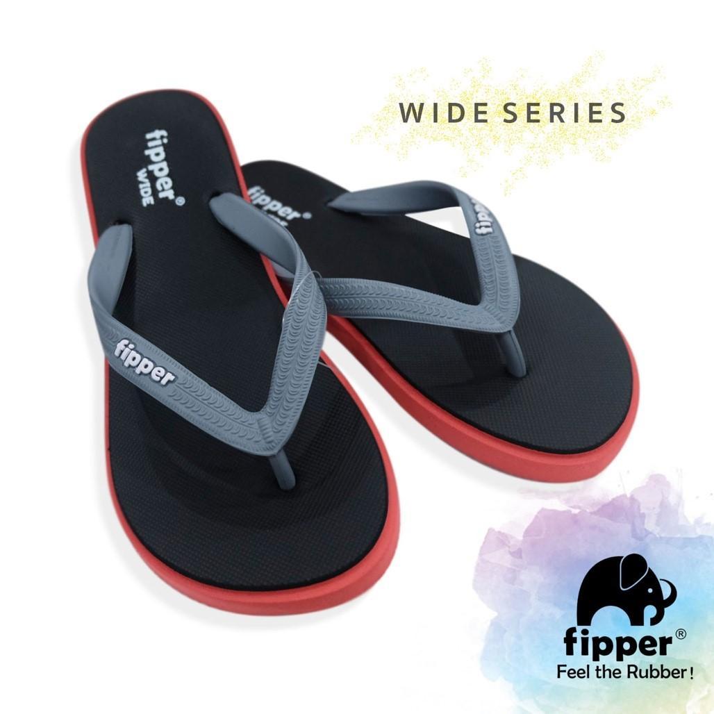 Sandal Fipper Wide Series Original for Man - Black