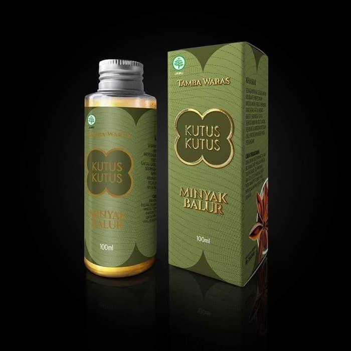 Oil Herbal Kutus Kutus Original 100%