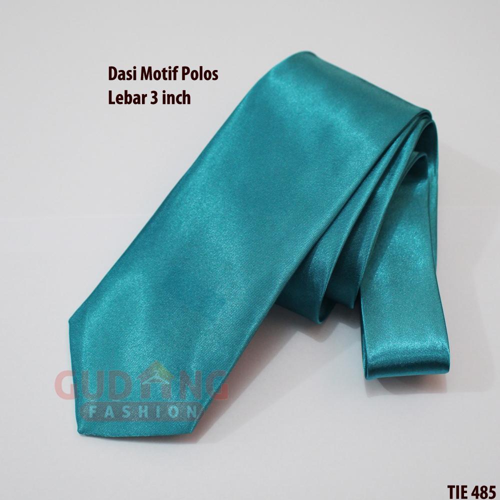 Dasi Terlengkap Murah Pin Tie Jepit Slim Silver Gold 7