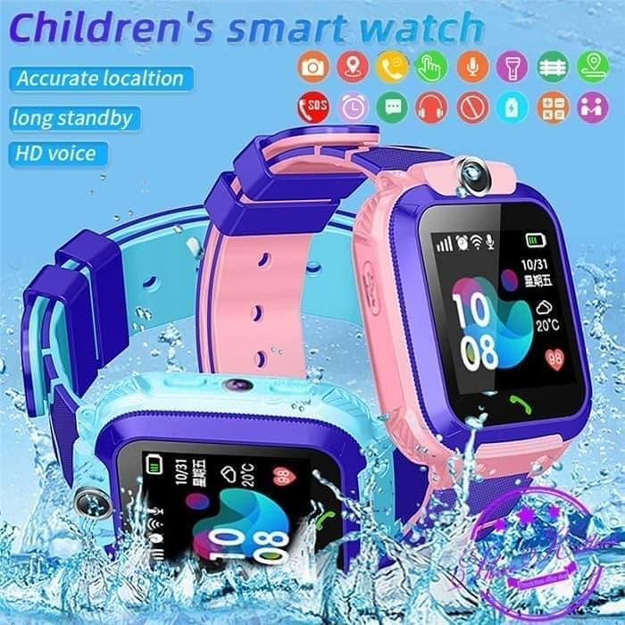 Jam Tangan Hp Handphone Model Imo Imoo Watch Phone Bisa Camera Kamera Cocok Untuk Kado Anak Waterproof Tahan Air Bisa Untuk Berenang Gps Tracker Murah