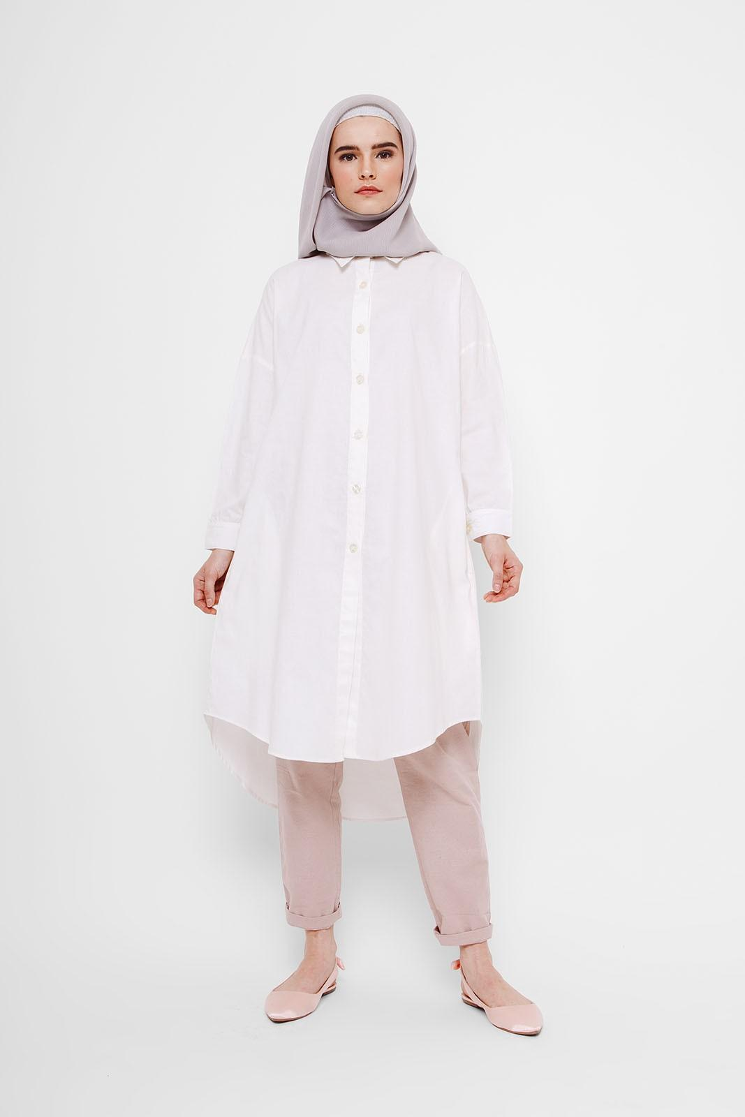 Hijabchic Kareena Broken White By Hijabchic.