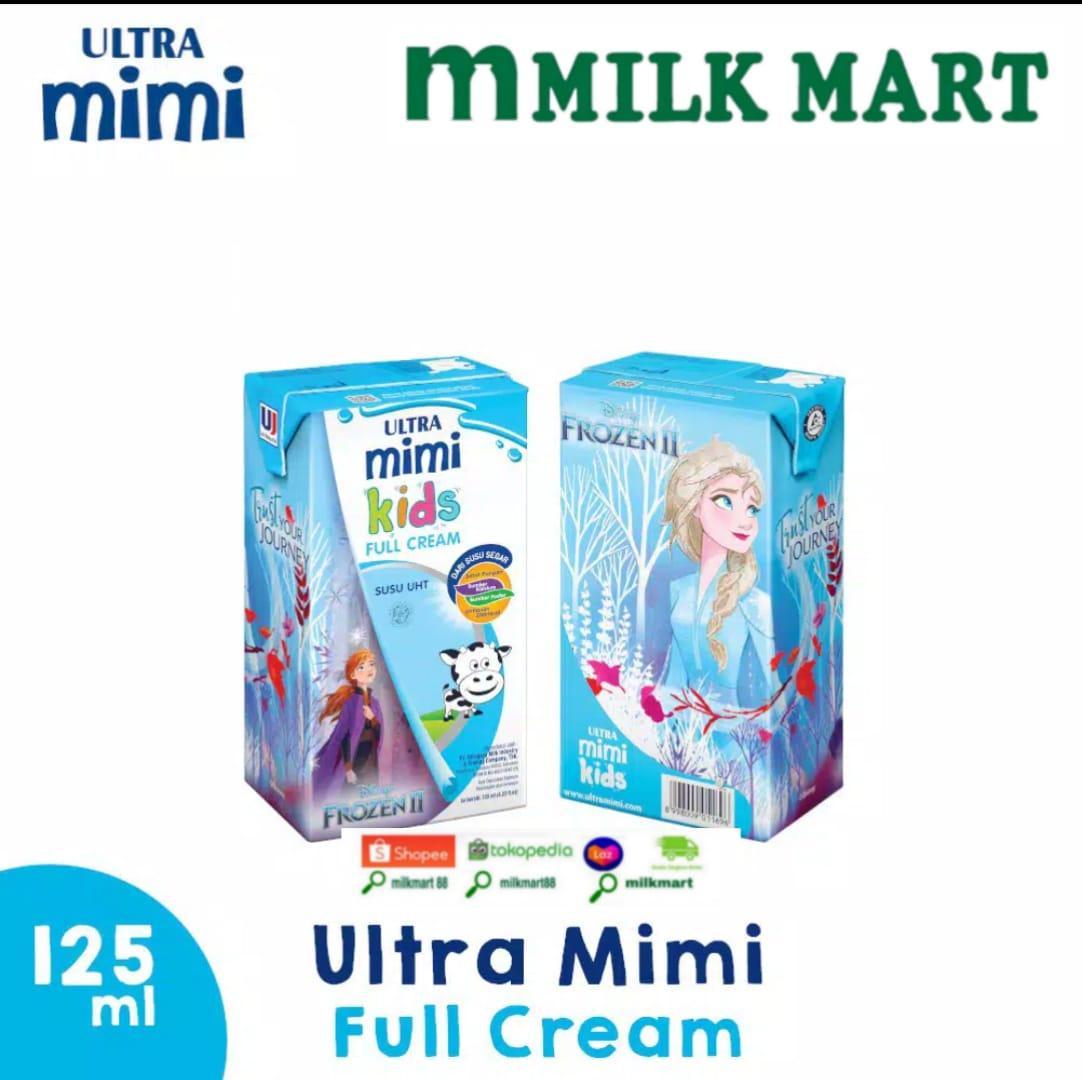 ULTRA MIMI FULL CREAM 125ML//MILKMART