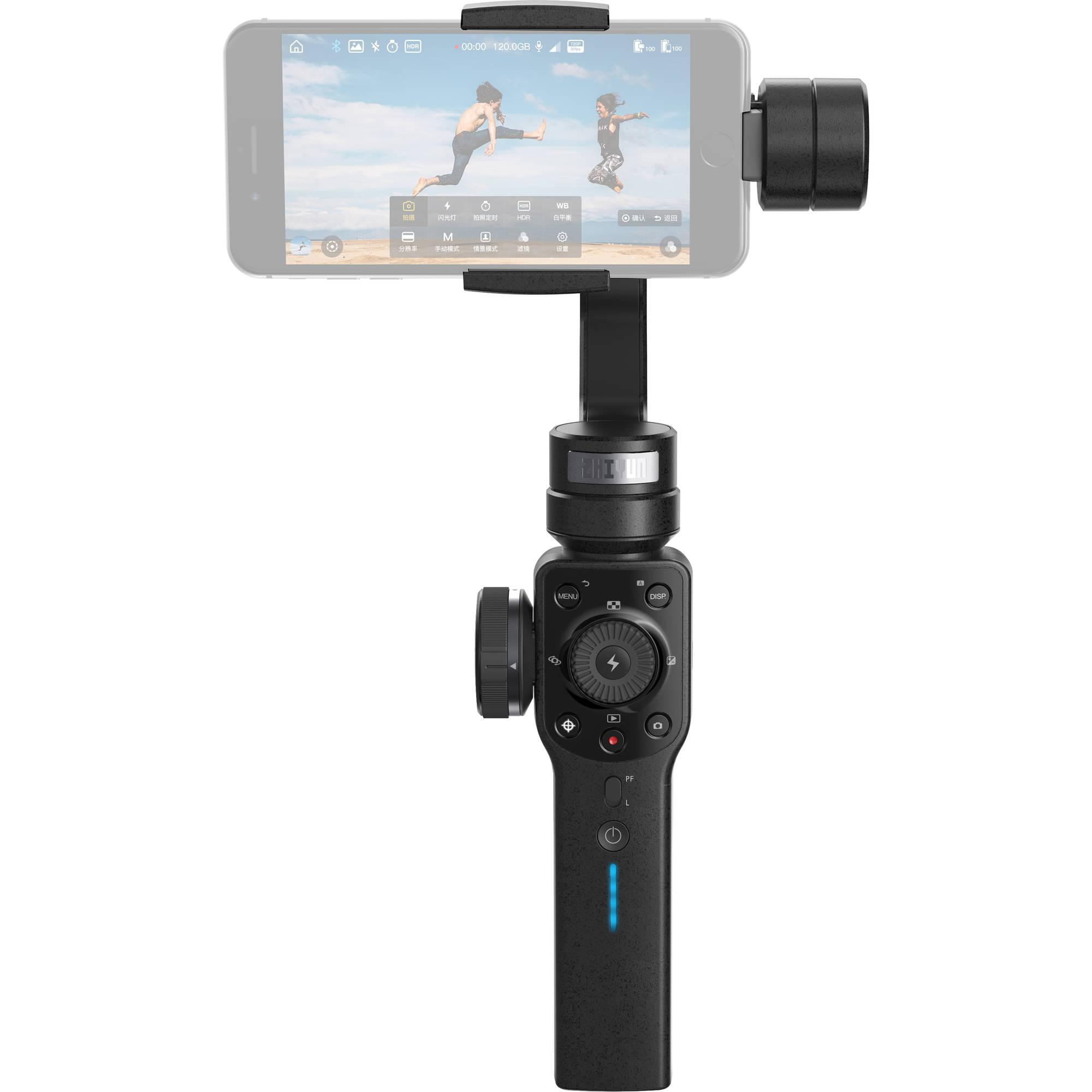 Zhiyun Smooth-4 Smartphone Gimbal By Bhinneka Official Store.