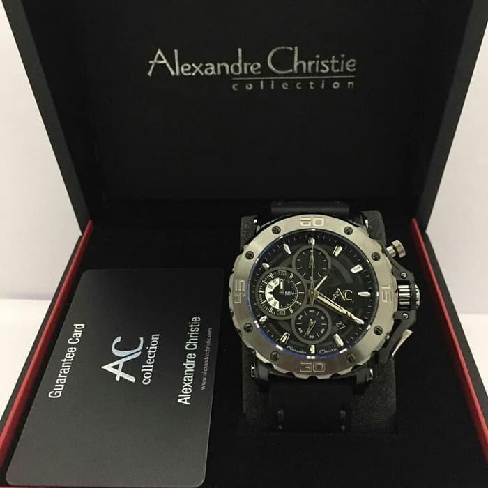 Alexandre Christie 9205 AC Collection Black
