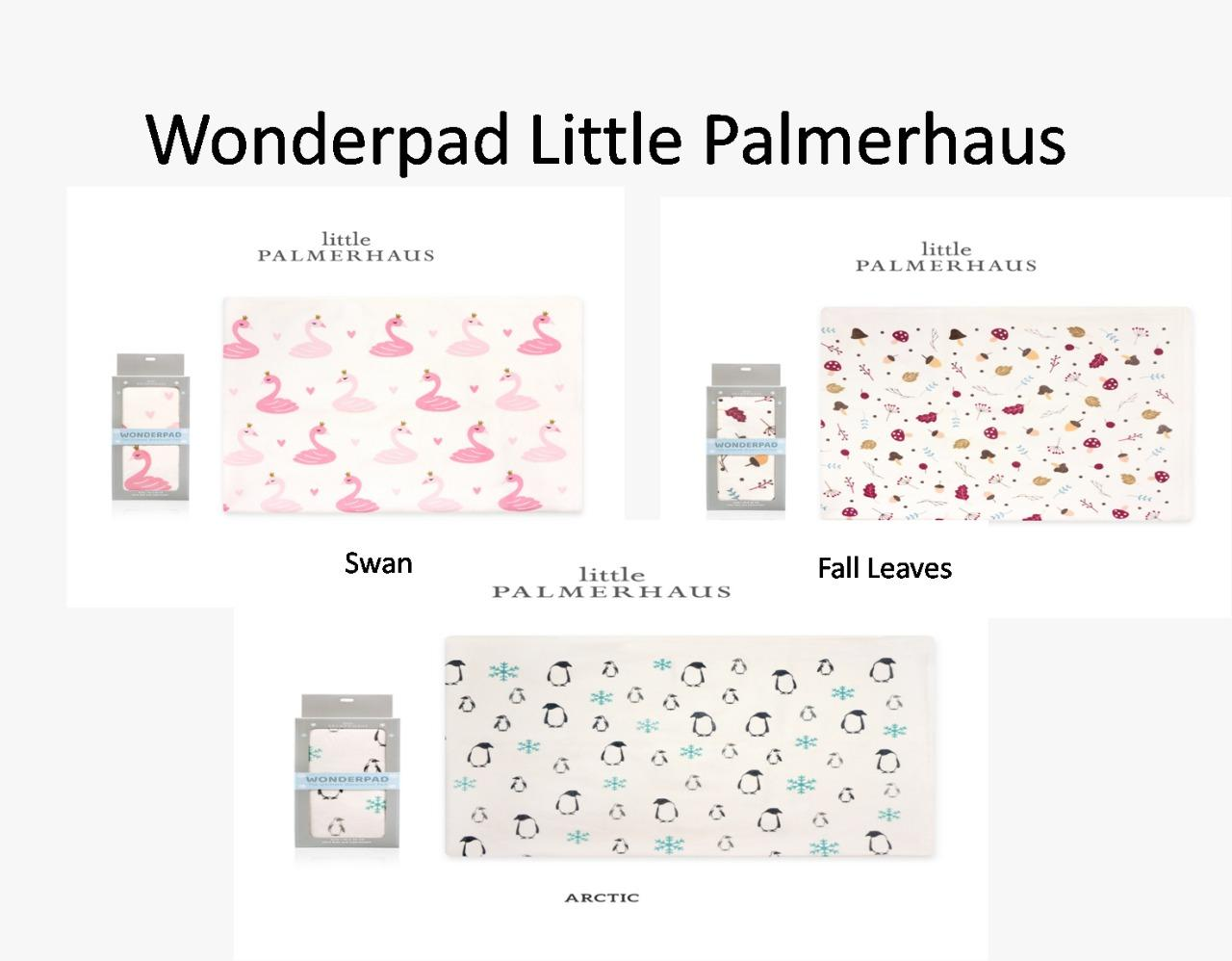 Little Palmerhaus Wonderpad Waterproof Alas Ompol Bayi By Littleprincebabyshop.