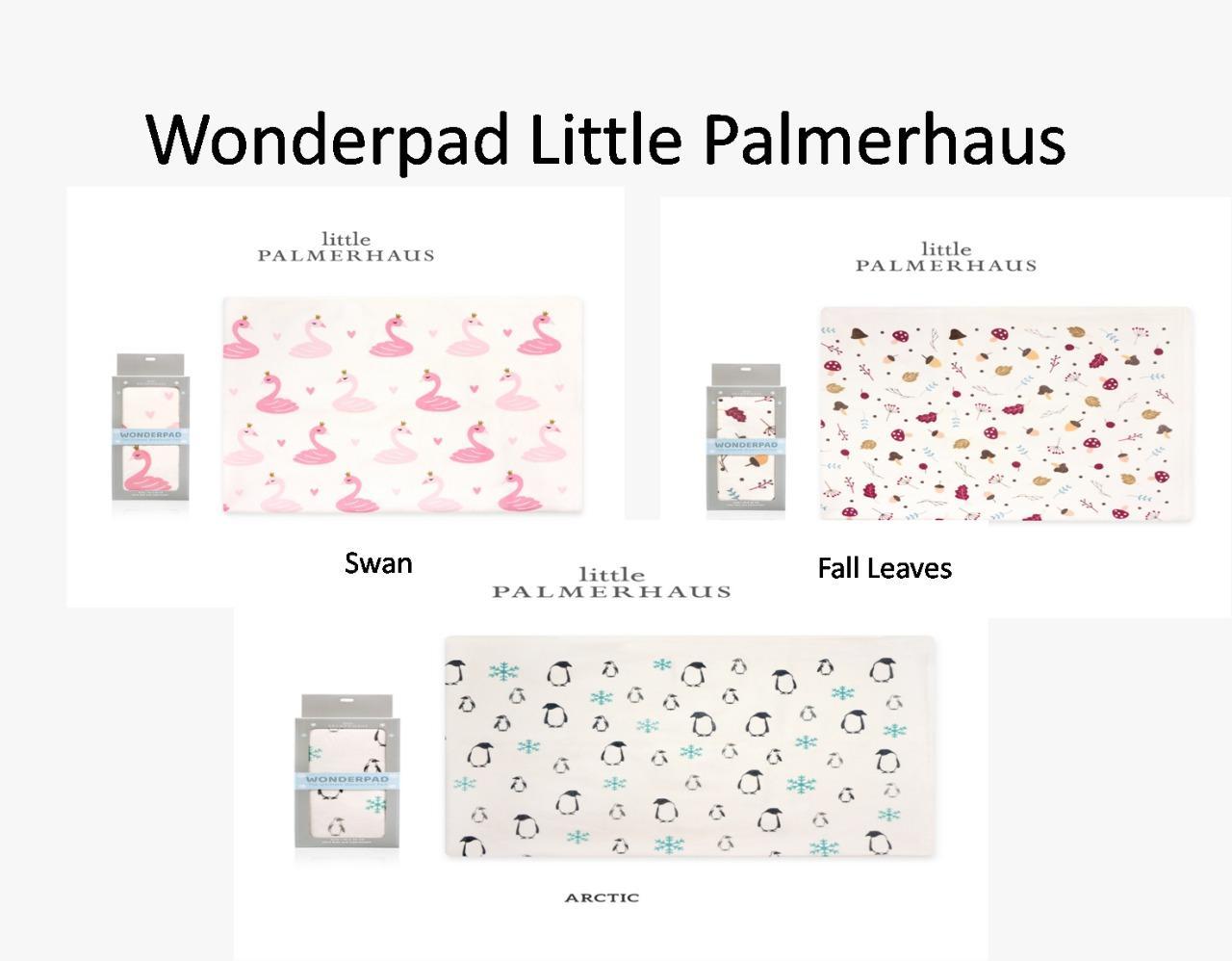 Little Palmerhaus Wonderpad Waterproof Alas Ompol Bayi By Littleprincebabyshop