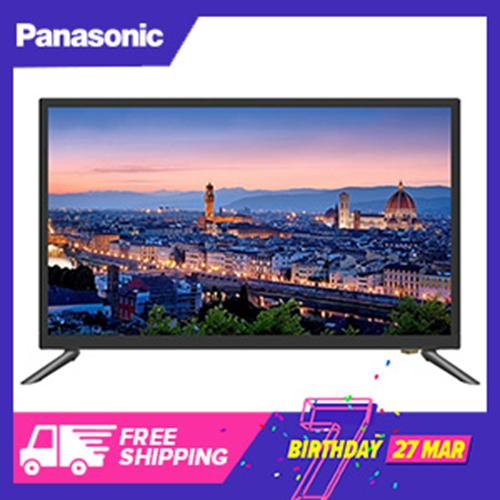 [GRATIS ONGKIR - 27 MARET 19] Panasonic 24 inch LED Full HD TV - Hitam (model: TH-24F305)
