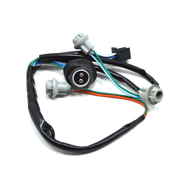 BAYAR BELAKANGAN Kabel Socket Lampu (Socket Comp Headlight) U2013 BeAT Karbu - HABVKcNj