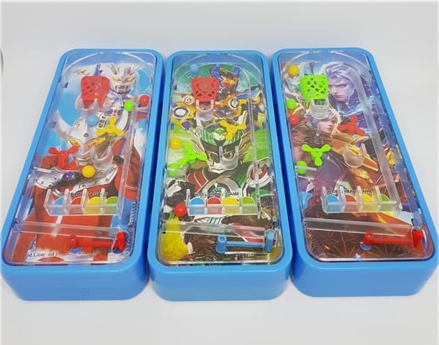 TERLARIS Kotak Pensil Motif Kartun Plus Mainan Pinball tipe 8895 - kobtPhMe