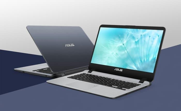 ASUS A407MA- INTEL N4000-RAM 4GB-HDD 1TB-SLIM NO DVD-WINDOWS10-FINGER-14 INCI