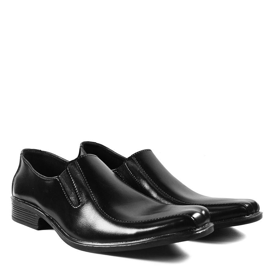 Sepatu Pria Crocodile Pantofel Slop Kasual Formal Kerja Kantor Pesta Termurah