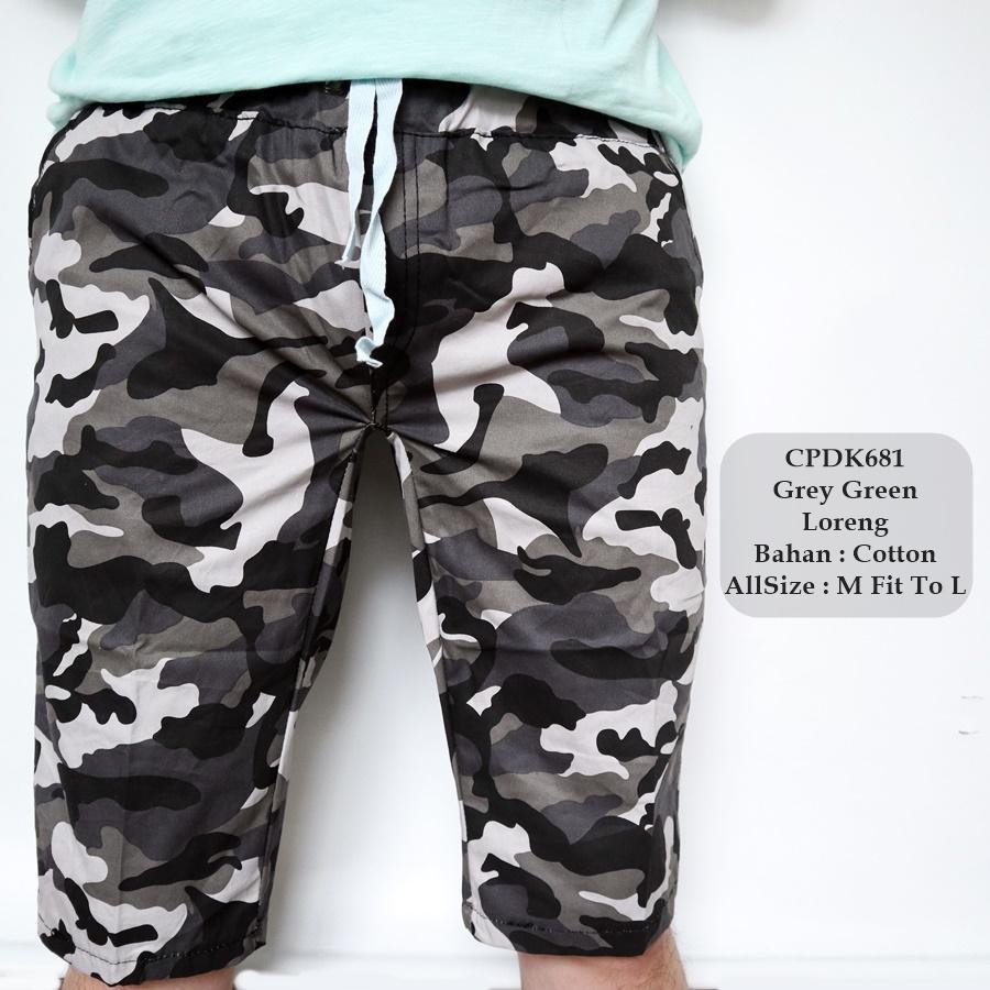 Pendek Pantai Pria / Celana Cowok Motif Casual / Celana Distro CowokIDR75000.