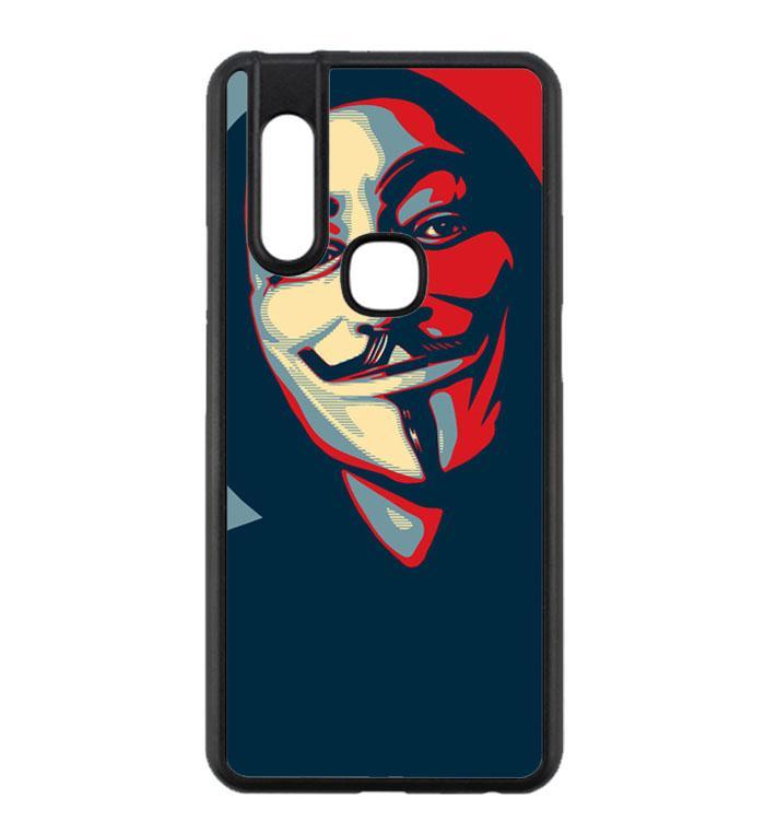 Casing For Vivo V15 Anonymous J0253