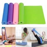 Jual 1 5 M Elastis Yoga Pilates Latihan Olahraga Kebugaran Resistensi Peregangan Karet Band Ungu Branded
