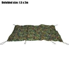 1 5 M X 2 M Mobil Militer Hutan Mencakup Berburu Berkemah Tenda Oxford Jaring Kamuflase Terbaru