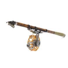 Harga 1 8 M 2 1 M 2 4 M 2 7 M 3 M 3 6 M Portable Rock Fishing Pole Telescopiccarbon Fishing Rod Intl Baru Murah