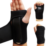 Review 1 Pair Removable Adjust Wristband Wrist Brace Wrist Support Splint Fractures Carpal Tunnel Sport Hand Safety Intl Di Tiongkok