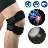 Beli 1 Pc Adjustable Olahraga Lutut Pad Protector Outdoor Kebugaran Gym Knee Pad Intl Cicil