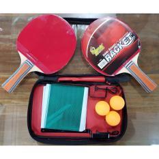 1 Set Peralatan Tenis Meja Merk AOLISHI (ORIGINAL)