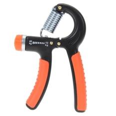 Spesifikasi 10 40 Kg Adjustable Grips Hand Gripper Fitness Hand Wrist Kekuatan Pelatihan Intl Oem Terbaru