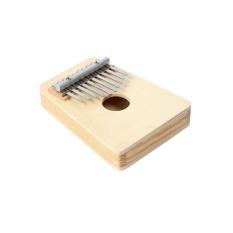 Beli 10 Tombol Jari Thumb Musik Pocket Piano Kalimba Mbira Pendidikan Instrumen Mainan Intl Oem Asli