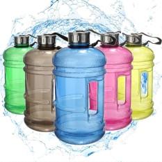 10 Pcs 22 Liter Setengah Galon 64 Oz Minum Ukuran Besar Air Bottle Pegangan