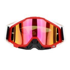 100% Baru Kelas Atas Pria Kacamata Wanita Windproof Ski Skating Motor Motocross Racing Helmet Goggles Snowboarding Eyewear Protective Goggles