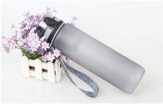 Ulasan Tentang 1000 Ml Buram Warna Warni Plastik Olahraga Botol Mulut Abu Abu Intl