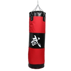 Jual 100 Cm Pelatihan Mma Tinju Hook Kick Sandbag Melawan Pasir Punch Punching Bag Intl Not Specified Murah