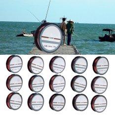 100 M Super Kuat Jepang Nylon Fishing Line Monofilamen Braided Danau Laut Line 0.16mm-Intl