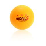 Jual 100 Buah 3 Bintang 40Mm Tenis Meja Pelatihan Lanjutan Bola Ping Pong Kuning Termurah