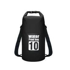 10L Renang Tahan Air Tas Penyimpanan Kantong Kantong Kering untuk Kano Kayak Arung Jeram Tas Olah