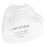 Review 10 Buah Set 3701Cn Kapas Alat Pernafasan Saring Untuk 3200 3700 Masker Gas Alat Pernafasan