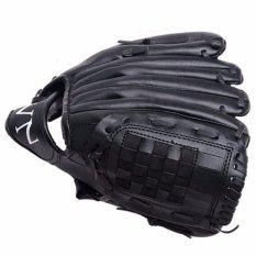 Toko 11 5 Inches Sarung Tangan Bisbol Profesional Outdoor Olahraga Baseball Tim Latihan Latihan Baseball Glove Tangan Kiri Softball Sarung Tangan Hitam Intl Murah Di Tiongkok