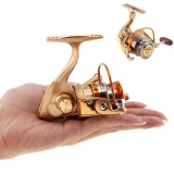 Jual 12 1 Ball Bearing 5 2 1 Mini Palm Ukuran Spinning Fishing Reel High Speed Metal Coil Roda Internasional