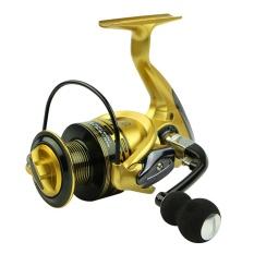 Review 13 1Bb Mulus Bearing Metal Rocker Arm Halus Tinggi Kekerasan Gear Saltwater Freshwater Fishing Spinning Reel Spesifikasi Golden Xf3000 Intl Tiongkok