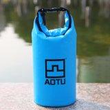 1 5L Waterproof Dry Bag Roll Top Closure Dry Bag Sack With Dual Shoulder Straps For Kayaking Boating Camping Blue Intl Tiongkok