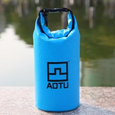 Situs Review 1 5L Waterproof Dry Bag Roll Top Closure Dry Bag Sack With Dual Shoulder Straps For Kayaking Boating Camping Blue Intl