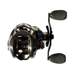 17 + 1 Ball Bearing Carbon Baitcasting Fishing Reel 7.0: 1 Umpan Casting Gulungan Tangan Kanan Fishing Reel dengan ONE WAY Clutch Baitcasting Reel-Intl