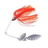 Tips Beli 17G Spinnerbait Umpan Pancing Air Tawar Air Dangkal Bass Walleye Crappie Dimaafkan Fishing With Kait Berjoget