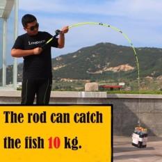 Harga 1 8 Meter No 1 Pintal Tongkat Pancing M Tindakan 8 25G Lure Berat Lure Tongkat Pancing Tanpa Hook Unbrand Baru